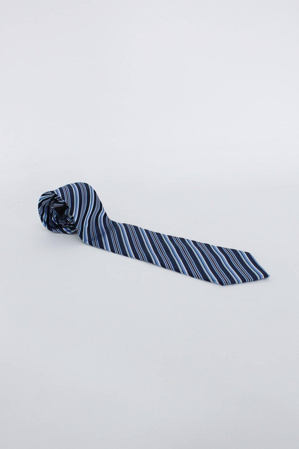 Gravata masculina listrada