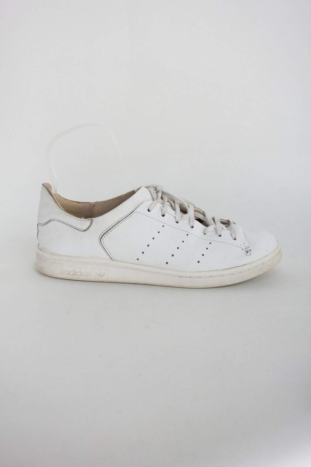 Tênis Adidas Feminino Branco Laminado