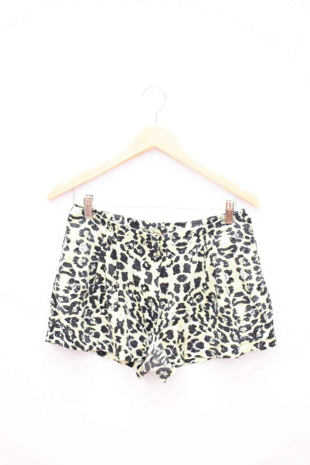 Shorts Animal Print Marisa