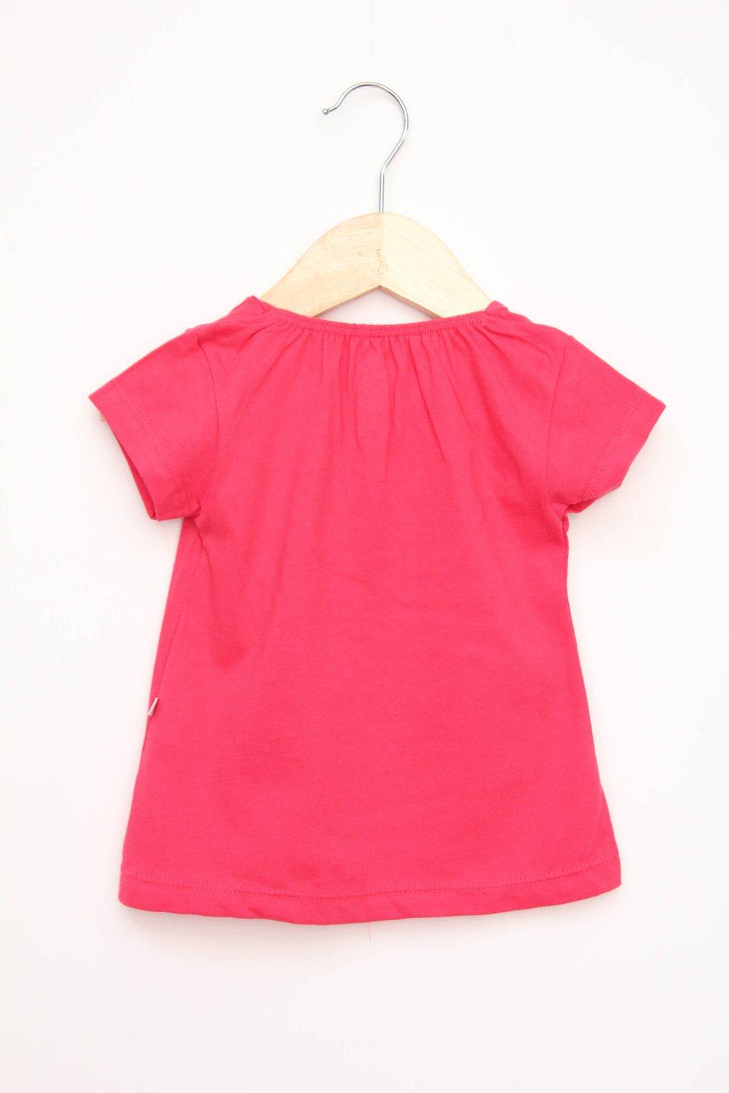 Camiseta Rosa Pink Básica Hering - compre por menos  874644f9c77