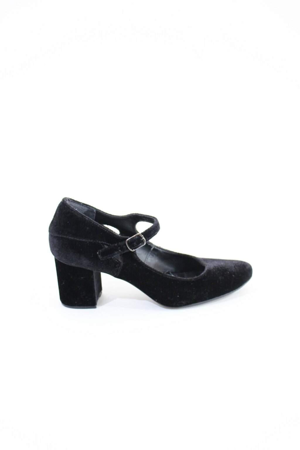 Sapato Feminino Preto Mundial
