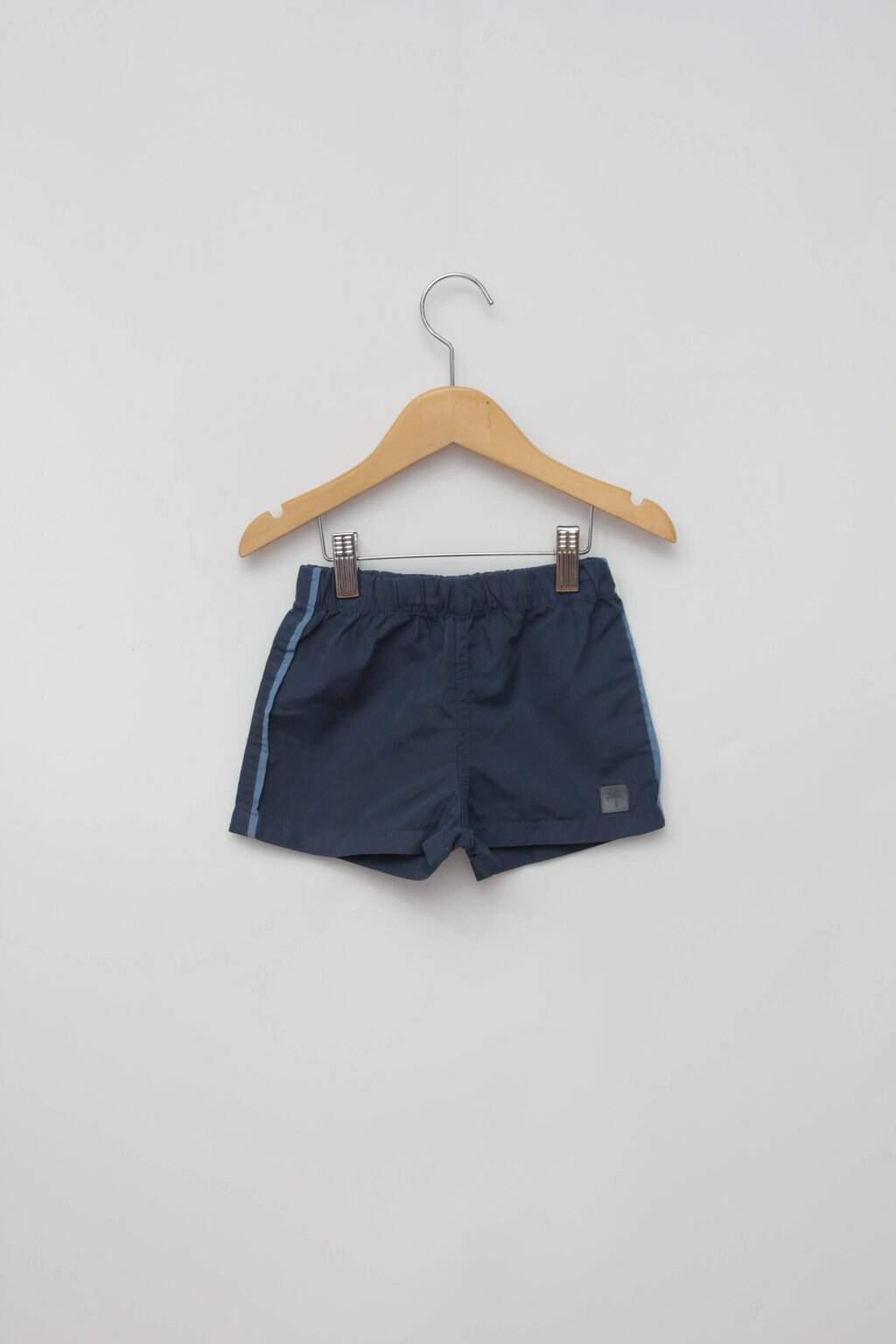 Shorts azul americanas