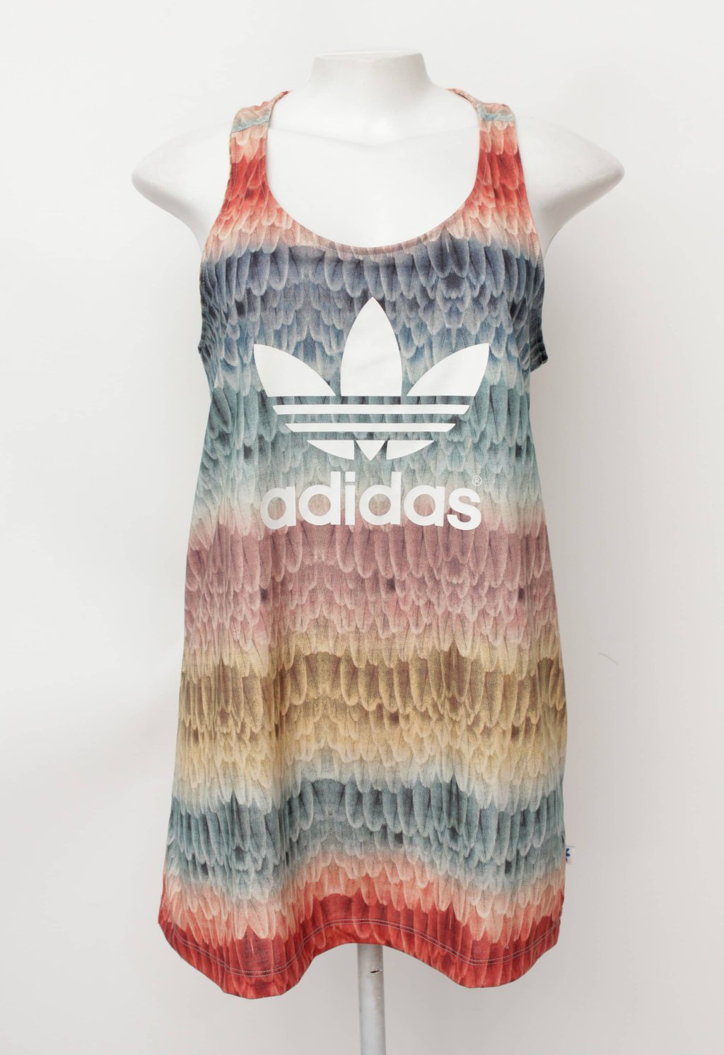 Regata Estampada Adidas