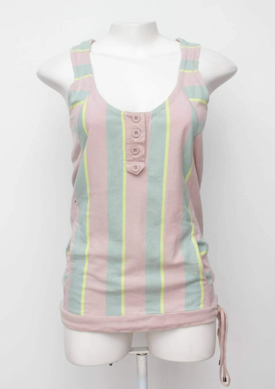 Blusa Rosa Adidas