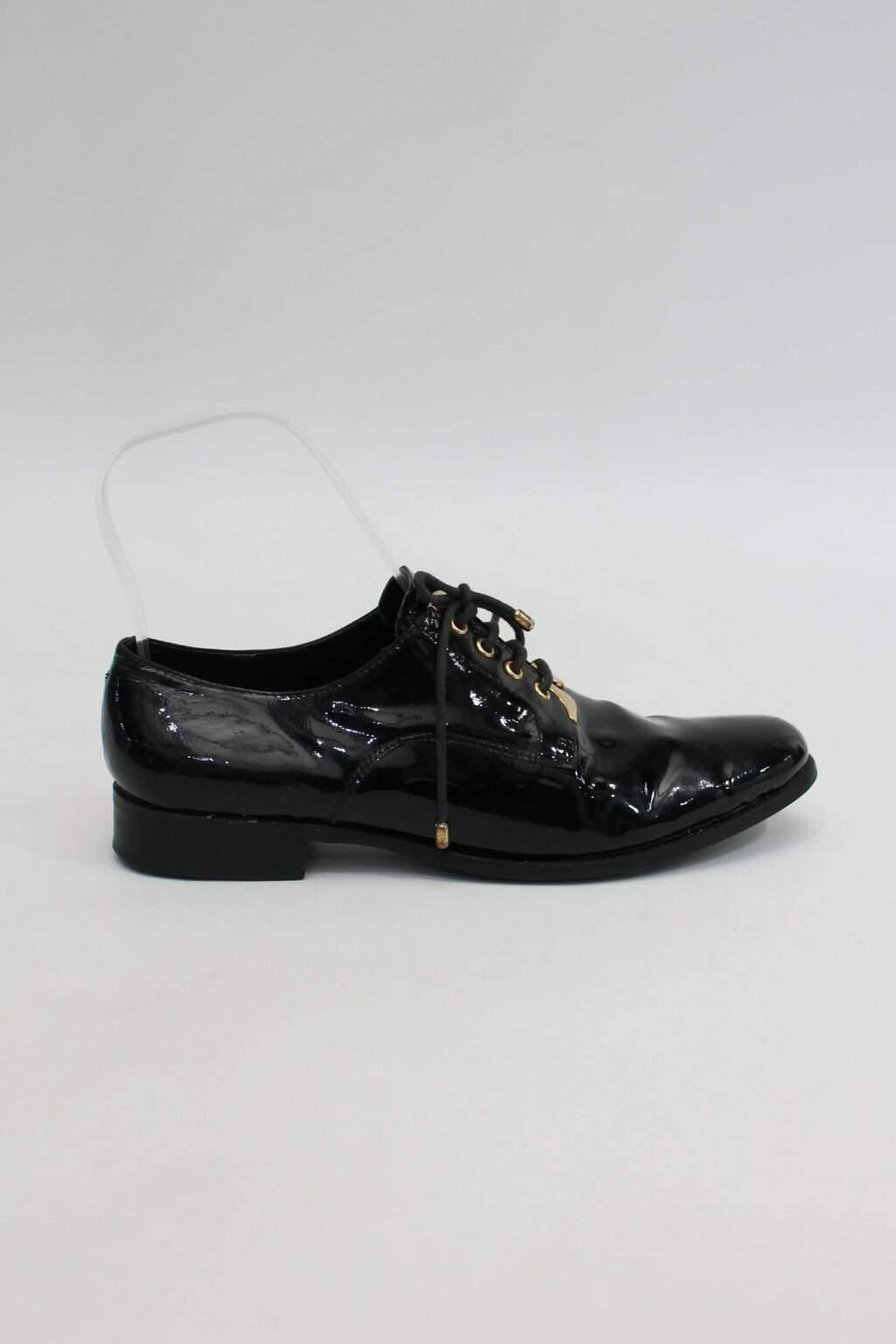 Sapato oxford arezzo feminino preto