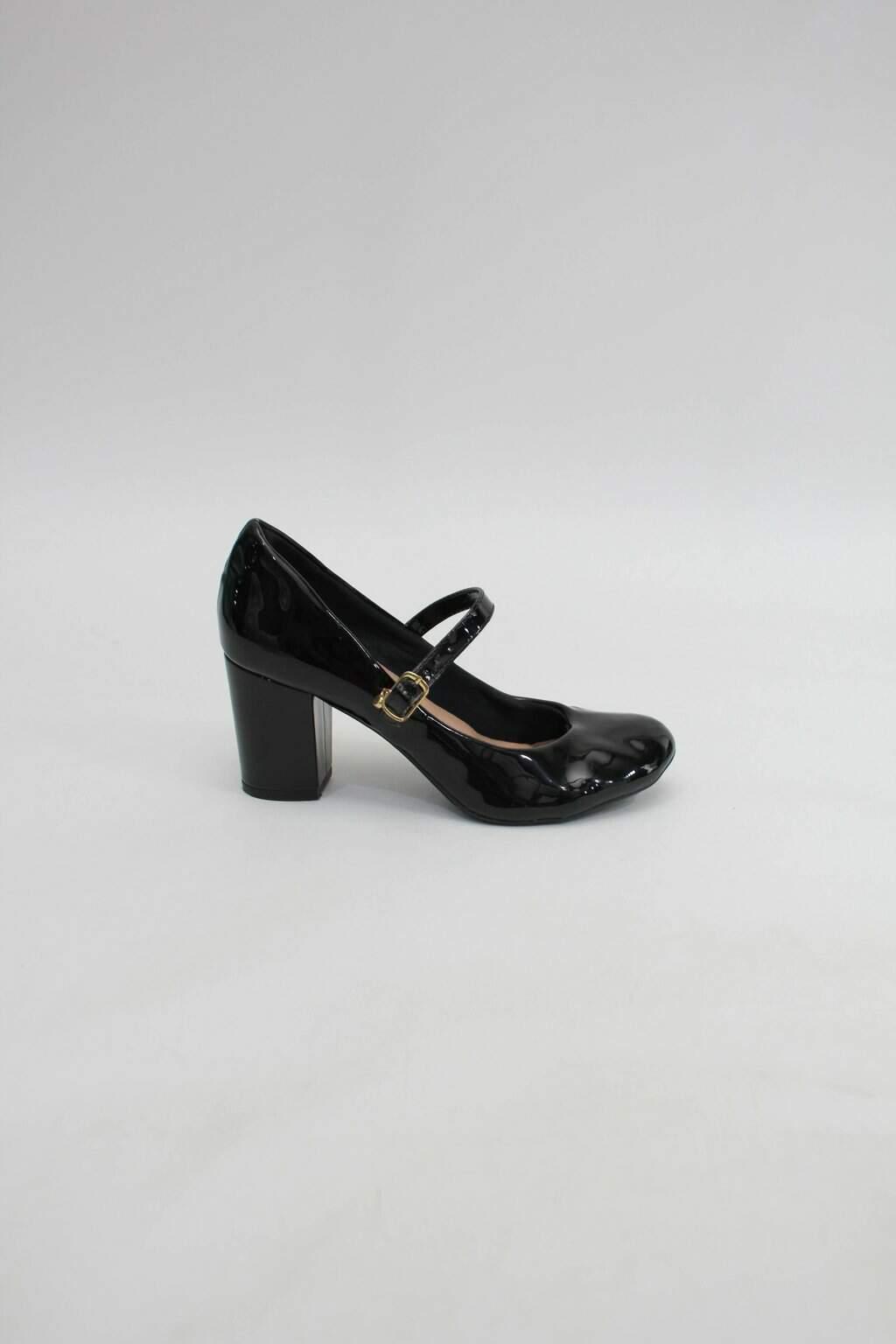 Sapato villarosa feminino preto