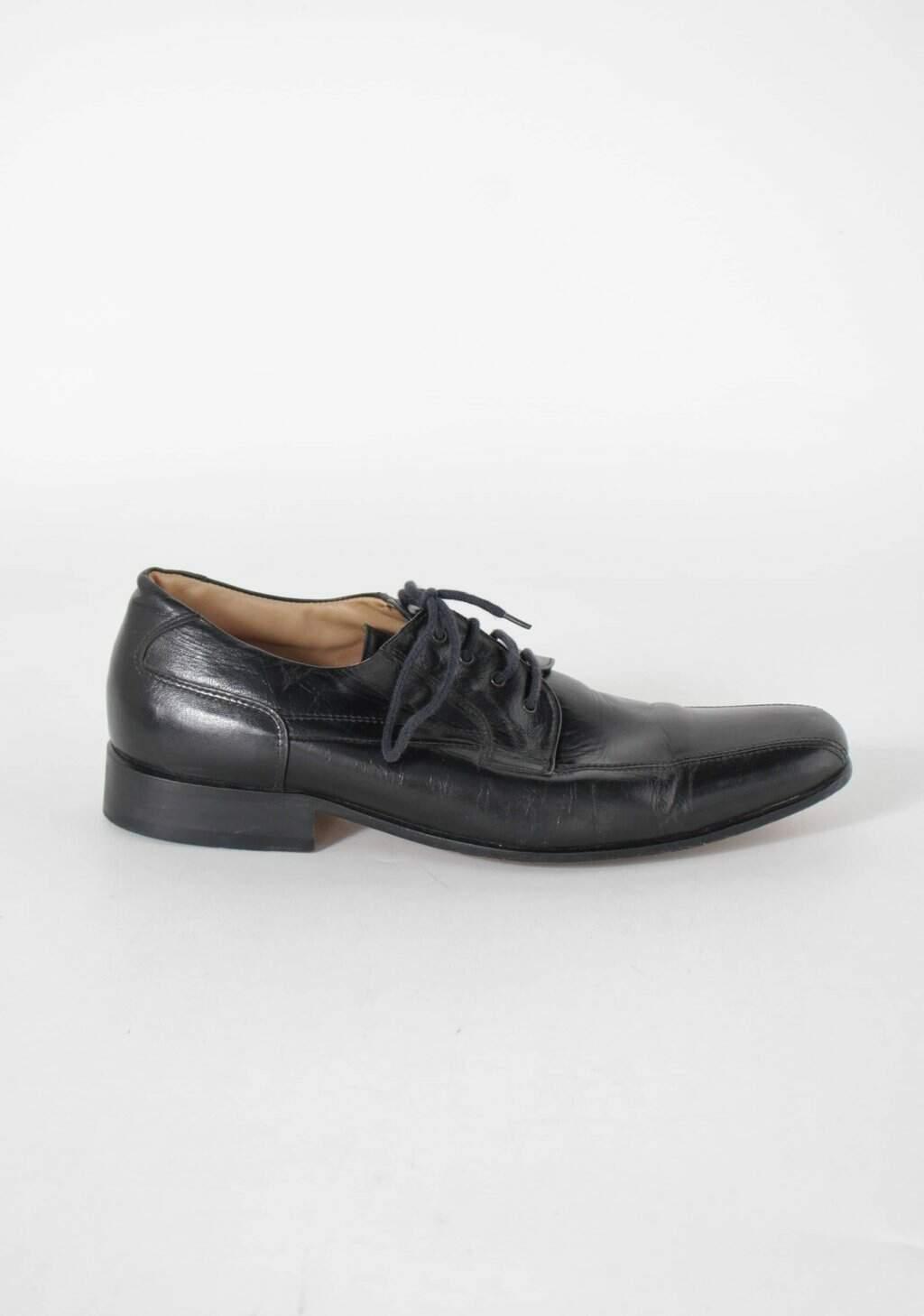 Sapato social jacometti masculino preto