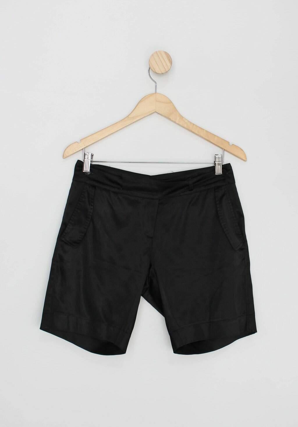Shorts amissima feminino preto