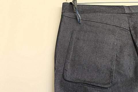 Calça Jeans Thelure - TAM 42_foto de costas