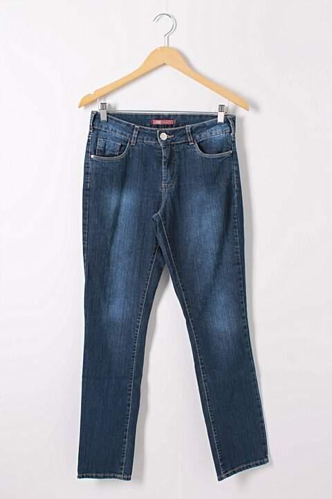 a87632ed6 Calça Jeans Yessica City - compre por menos