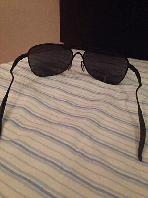 Óculos Oakley Croshair_foto de frente