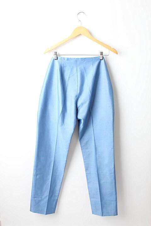 Calça Azul Martha Medeiros - TAM 40_foto de frente