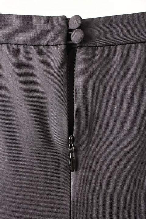 Pantalona Preta Laço André - TAM 36_foto de detalhe
