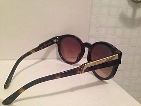 Óculos de Sol Stella McCartney Sunglasses_foto de frente