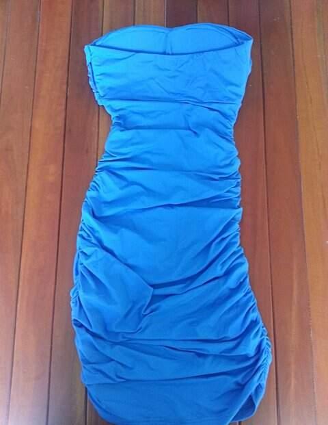 Vestido Azul _