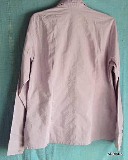 Camisa Lilás Tauchen _
