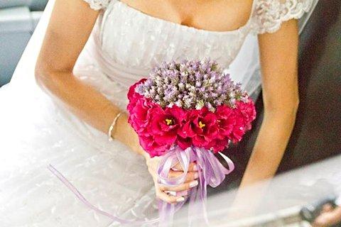 Vestido de Noiva Rendado_foto de detalhe