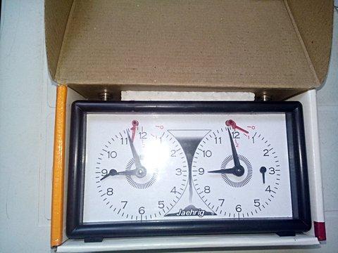 Relógio Xadrez_foto principal