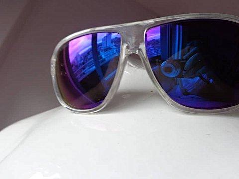 Óculos Espelhado Absurda_foto de frente