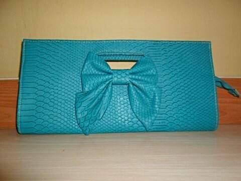 Bolsa de mão Verde _