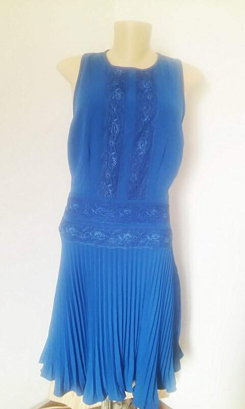 Vestido Azul Melindrosa_foto principal