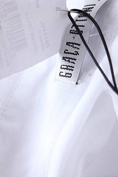 Camisa Branca Graça Ottoni_foto de detalhe