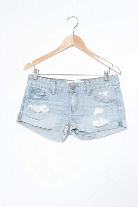 Shorts Jeans Abercrombie_foto principal