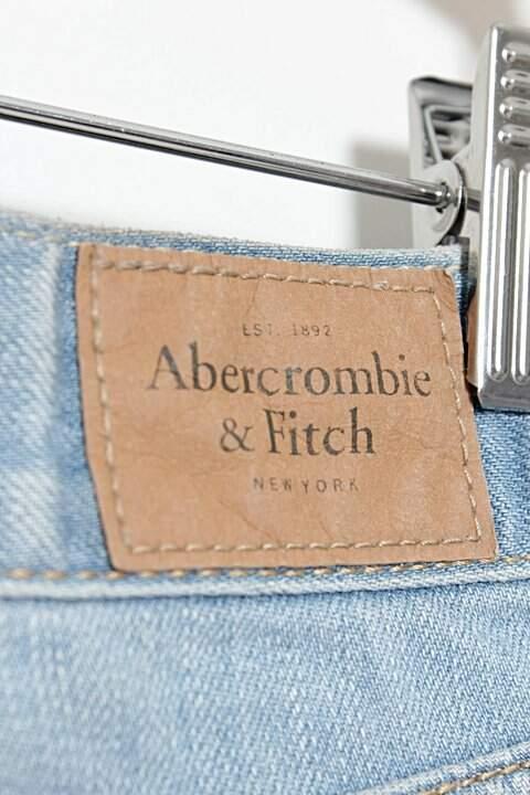 Shorts Jeans Abercrombie_foto de costas