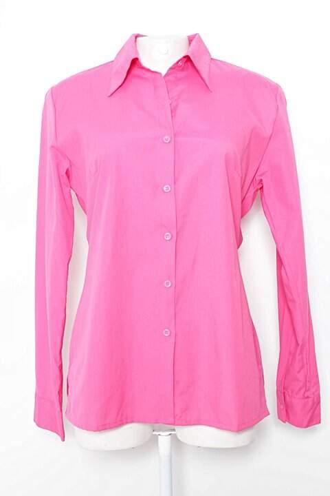 54e7e0e83 Camisa Feminina Rosa Bonprix - compre por menos