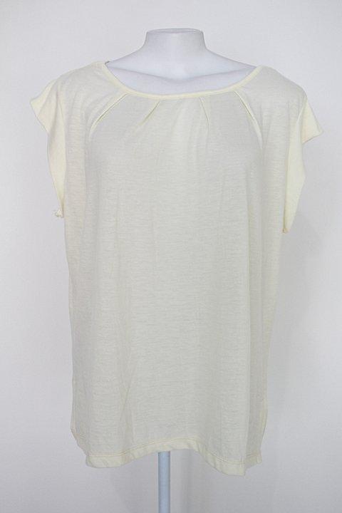Blusa mercatto feminina amarela_foto principal