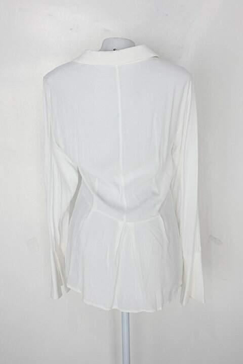 Camisa mx feminina branca_foto de costas