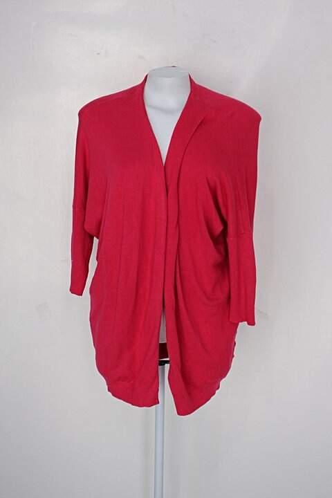 Cardigan riachuelo feminino vermelho_foto principal