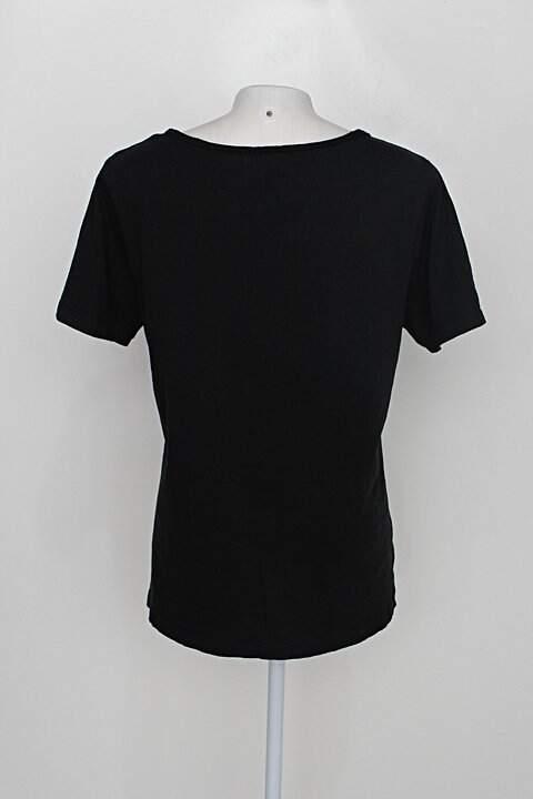Blusa youcom feminina preto_foto de costas