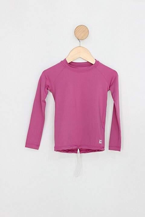 Blusa Infantil uv line rosa_foto principal