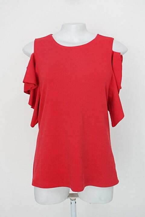 Blusa marisa feminina vermelha_foto principal