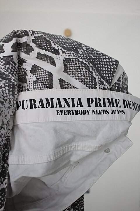 Calça de tecido puramania prime feminina estampada_foto de detalhe