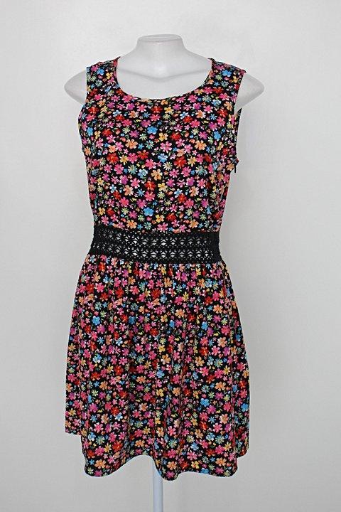 Vestido opção feminino floral_foto principal