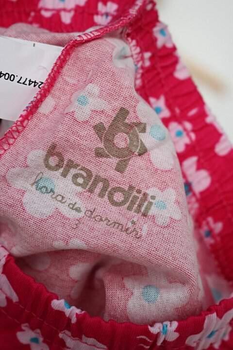Conjunto pijama infantil brandili brilha no escuro_foto de detalhe
