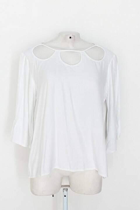Blusa feminina branca_foto principal