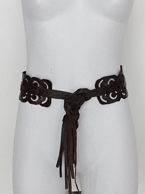 Cinto de Cintura bekaloo feminino marrom_foto principal