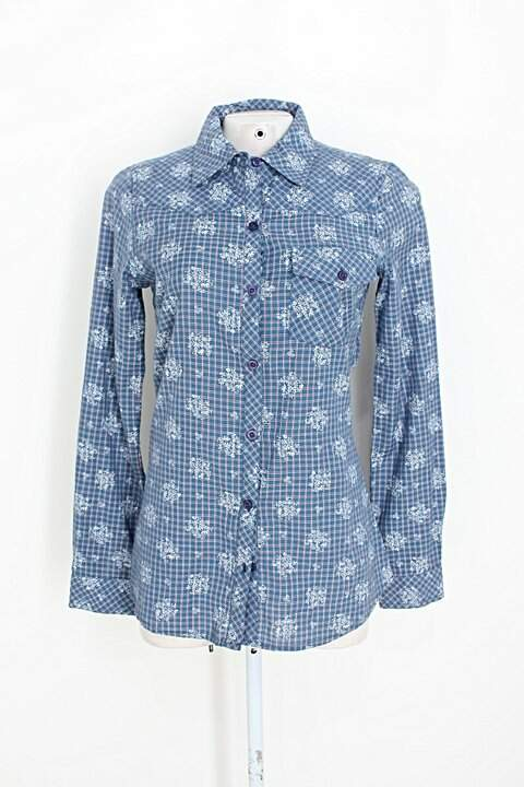 Camisa marisa feminina mix de estampas_foto principal
