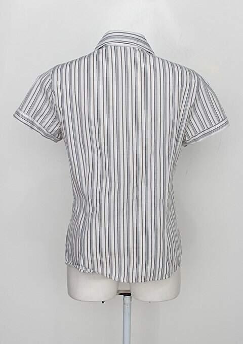 Camisa vanguard feminina branco_foto de costas