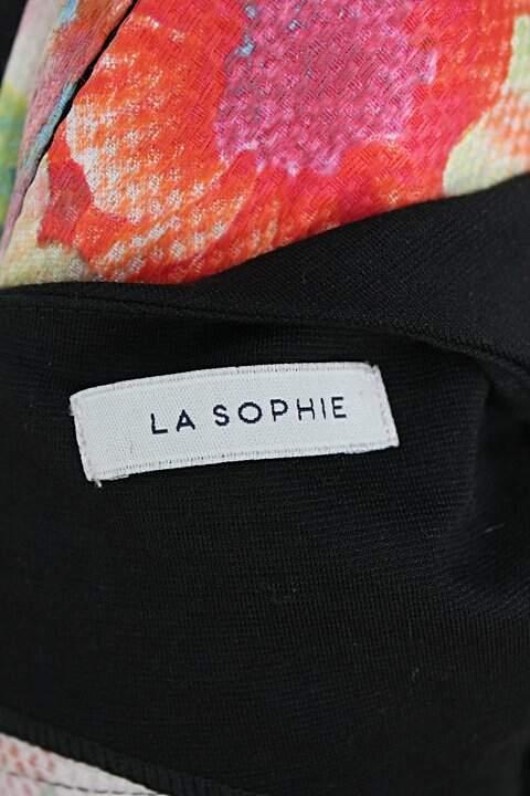 Vestido la sophie feminino estampado_foto de detalhe