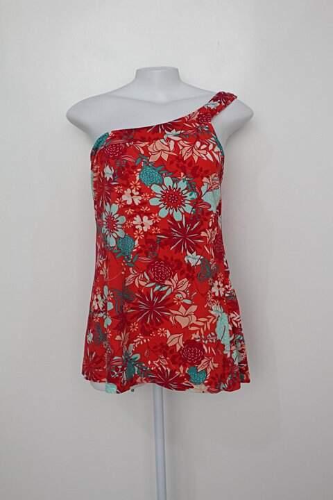 Blusa hering feminina estampada floral_foto principal