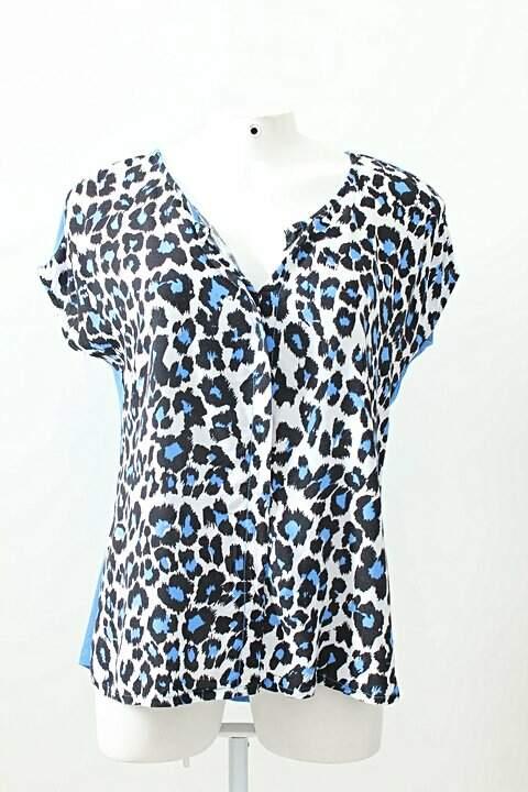 8f744c317a1 Blusa Onça Azul Dwz - compre por menos
