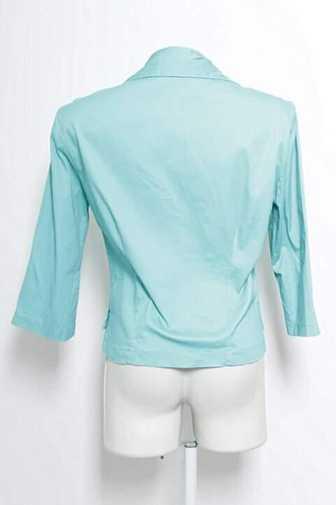 Blazer Azul Mispa_foto de costas