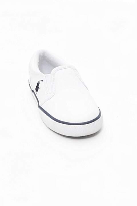 Tenis Branco Infantil Ralph Lauren_foto principal