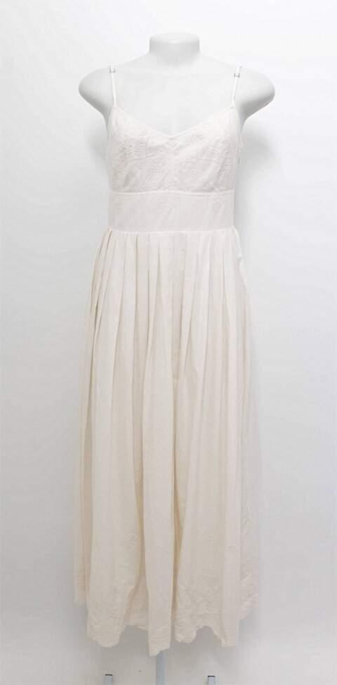 Vestido Off White Le Lis Blanc_foto principal