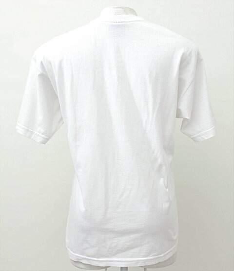 Camiseta Branca U2_foto de frente
