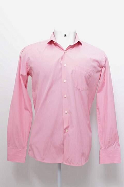 Camisa Emporio Colombo Rosa _foto principal